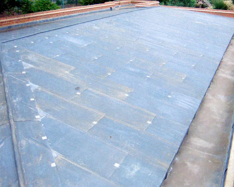 lead-roof